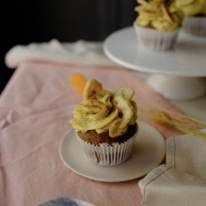 Cupcake Banane