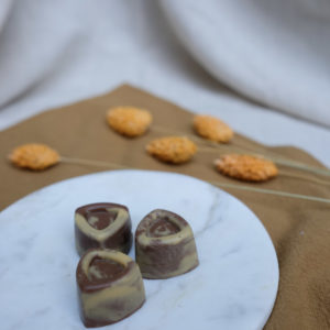 Bonbons caramel au beurre salé