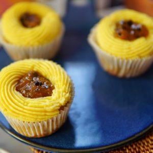 Cupcake Mangue-Passion