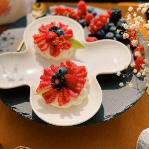 Box Pavlova Fruits Rouges